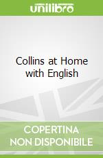 Collins at Home with English libro in lingua
