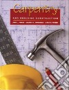 Carpentry and Building Construction libro str
