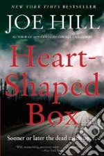 Heart-Shaped Box libro in lingua di Hill Joe