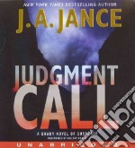 Judgment Call (CD Audiobook) libro in lingua di Jance Judith A., Huber Hillary (NRT)