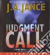Judgment Call (CD Audiobook)