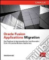 Oracle Fusion Applications Migration