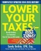 Lower Your Taxes- Big Time! 2015