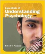 Essentials of Understanding Psychology libro in lingua di Feldman Robert S.