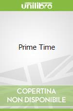 Prime Time libro in lingua di Jane Fonda