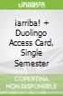 ¡arriba! + Duolingo Access Card, Single Semester