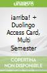 ¡arriba! + Duolingo Access Card, Multi Semester