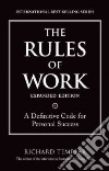 The Rules of Work libro str