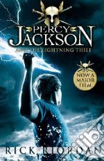 Percy Jackson and the Lightning Thief libro in lingua di Rick Riordan