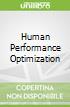 Human Performance Optimization