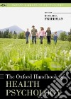 The Oxford Handbook of Health Psychology libro str