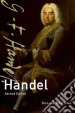 Handel libro in lingua di Donald Burrows