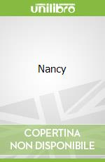 Nancy libro in lingua di Adrian Fort