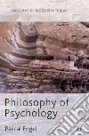 Philosophy of Psychology
