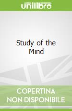 Study of the Mind libro in lingua di Furnham Adrian, Chamorro-Premuzic Tomas
