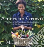 American Grown libro in lingua di Obama Michelle