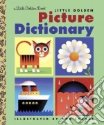 Little Golden Picture Dictionary libro in lingua di Golden Books Publishing Company (COR)