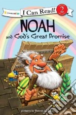 Noah and God's Great Promise libro in lingua di Jones Dennis G. (ILT)