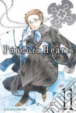 Pandora Hearts 11 libro in lingua di Mochizuki Jun