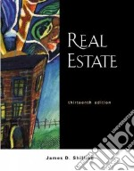 Real Estate libro in lingua di Shilling James D., Dasso Jerome, Ring Alfred A.