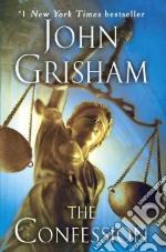 The Confession libro in lingua di Grisham John
