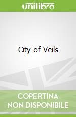 City of Veils libro in lingua di Zoe Ferraris