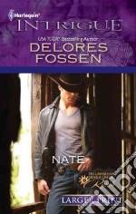 Nate libro in lingua di Fossen Delores