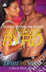 Heart's Secret libro in lingua di Byrd Adrianne