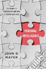 Personal Intelligence libro in lingua di Mayer John D.