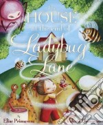 The House at the End of Ladybug Lane libro in lingua di Primavera Elise, Docampo Valeria (ILT)