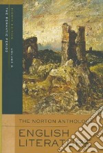 The Norton Anthology of English Literature libro in lingua di Greenblatt Stephen, Stillinger Jack (EDT), Greenblatt Stephen (EDT)