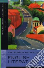 The Norton Anthology of English Literature libro in lingua di Greenblatt Stephen (EDT), Ramazani Jahan (EDT), Stallworthy Jon (EDT)