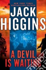 A Devil Is Waiting libro in lingua di Higgins Jack