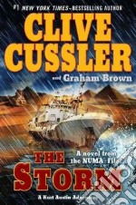 The Storm libro in lingua di Cussler Clive, Brown Graham