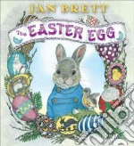 The Easter Egg libro in lingua di Brett Jan