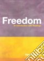 Freedom libro in lingua di Nigel Warburton