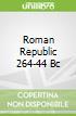 Roman Republic 264-44 Bc