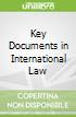 Key Documents in International Law