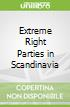 The Nordic Countries and the Extreme Right Challenge