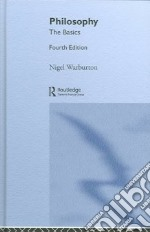 Philosophy libro in lingua di Nigel Warburton