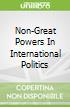 Non-Great Powers In International Politics