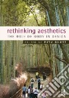 Rethinking Aesthetics