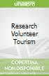 Research Volunteer Tourism