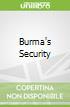 Burma's Security