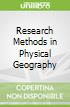Research Methods in Physical Geography