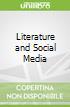 Literature and Social Media