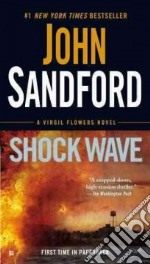 Shock Wave libro in lingua di Sandford John