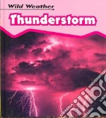 Thunderstorm libro in lingua di Catherine Chambers