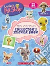 The Official Collector's Sticker Book