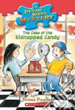 The Case of the Kidnapped Candy libro in lingua di Preller James, Smith Jamie (ILT)